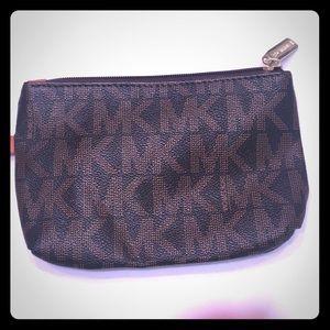 Michael Kors Makeup bag Black and Brown